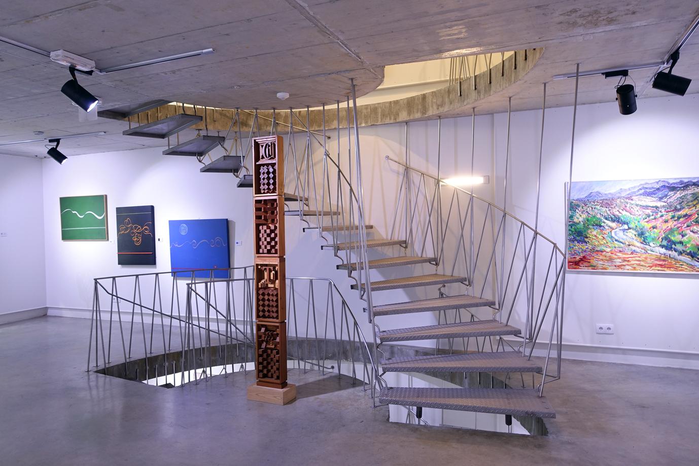 Museo Torre-Pujales y sus famosas escaleras